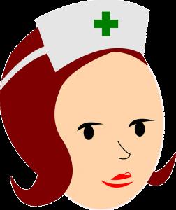 Berufsschuhe Krankenschwester
